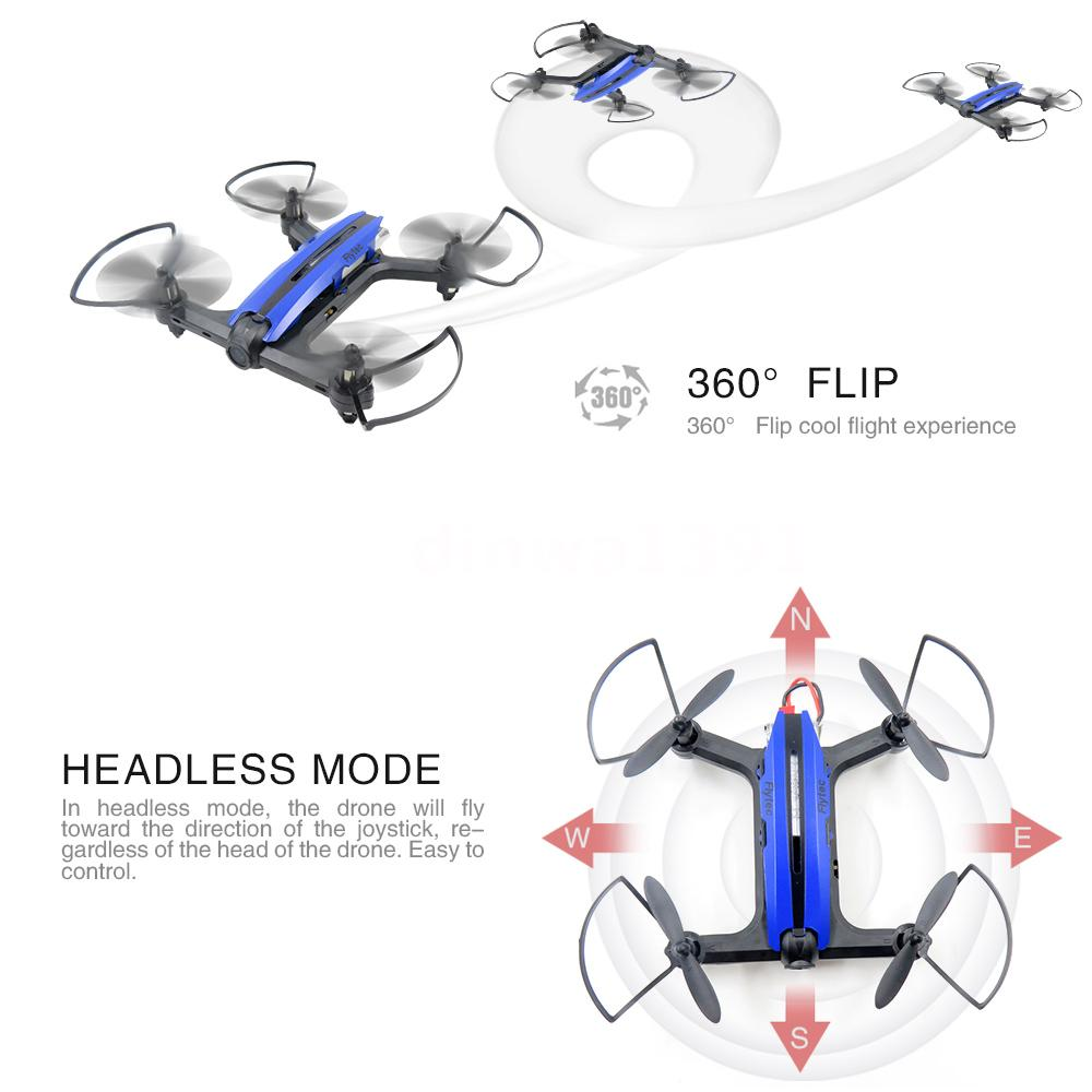 flytec t18 wifi fpv 720p wide angle hd camera rc racing